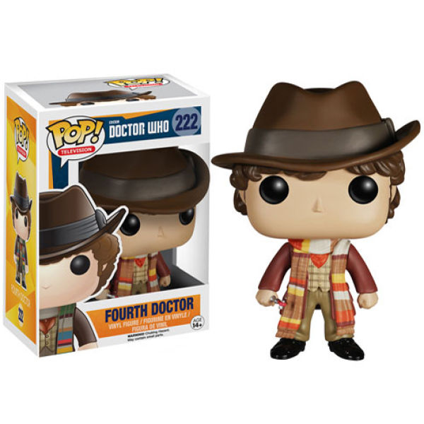 Figurine Doctor Who 4e Doctor Funko Pop!