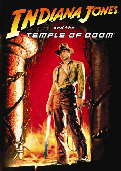 indiana jones and the temple of doom dvd zavvi