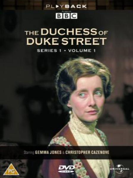 The Duchess Of Duke Street - Series 1 Vol. 1