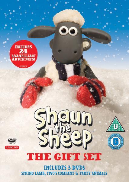 Shaun The Sheep - Series 1-3 Box Set