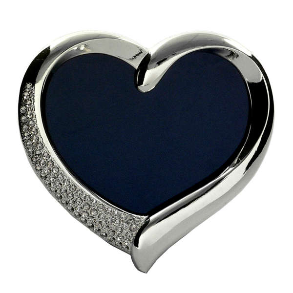 Am Ex Login >> Lovers Silver and Diamond Heart Frame Traditional Gifts ...