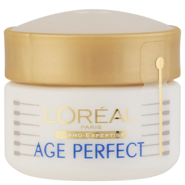 Consider, age perfect for mature skin does