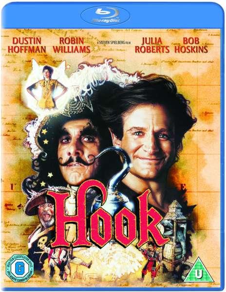 Hook 1991 BluRay 720p 1.4GB [Hindi Org – English] MKV