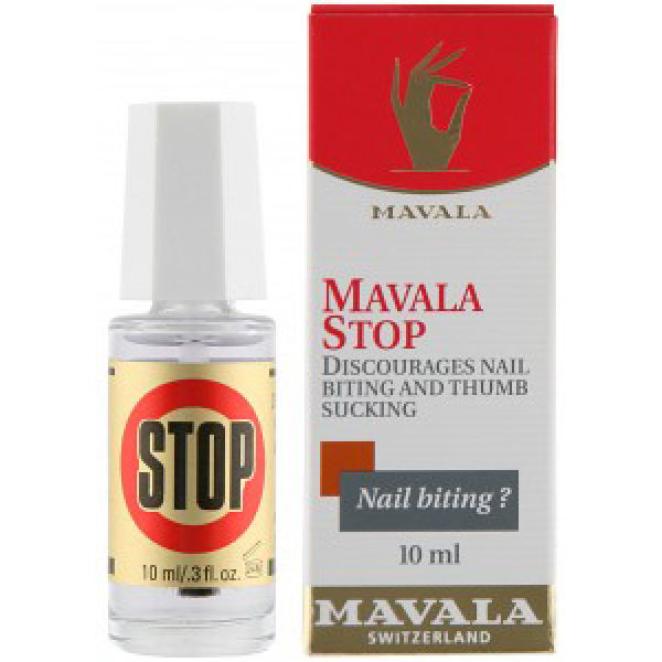 Mavala Stop Nail Biting Prevention 10ml Free