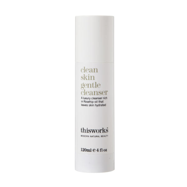 this works Clean Skin Gentle Cleanser (120 ml)