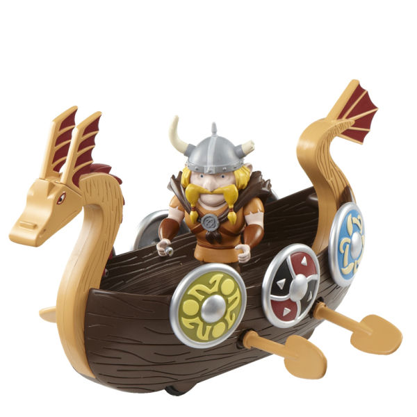 Mike The Knight Action Playset Viking Ship
