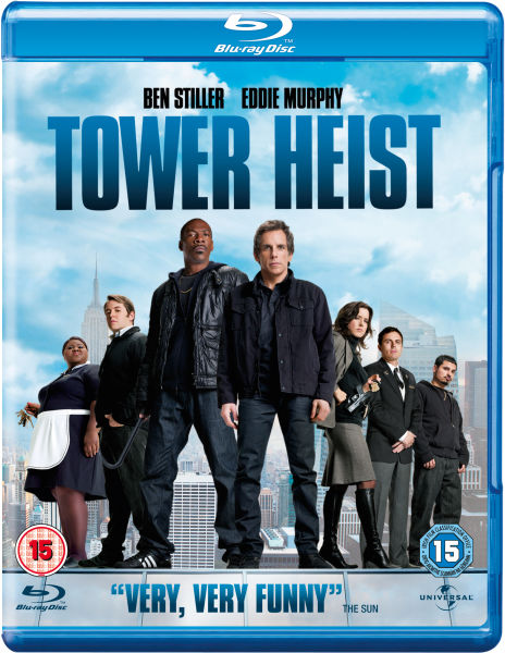 Tower Heist (Single Disc)