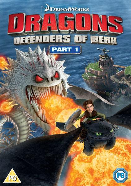 Dragons: Defenders of Berk - Part 1