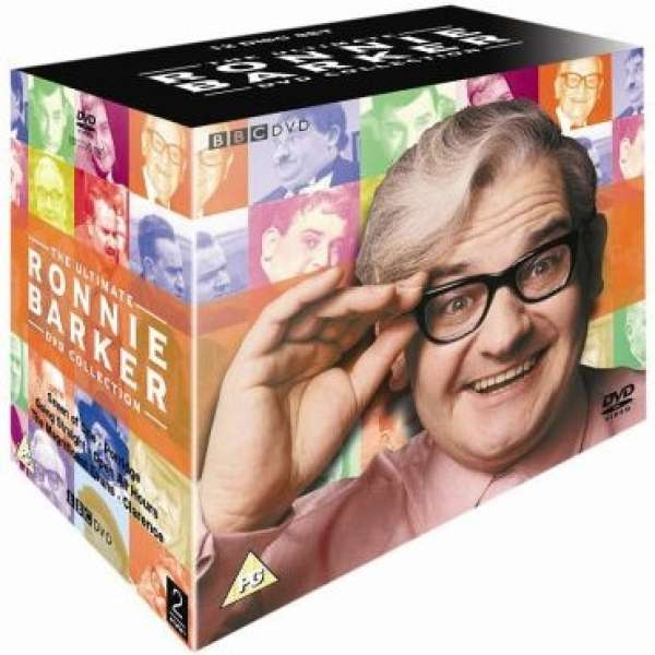 Ultimate Ronnie Barker Collection [12 Disc Box Set]