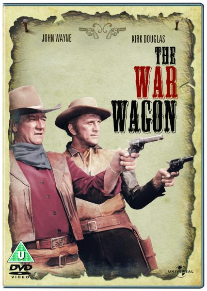 The War Wagon - Westerns Collection 2011