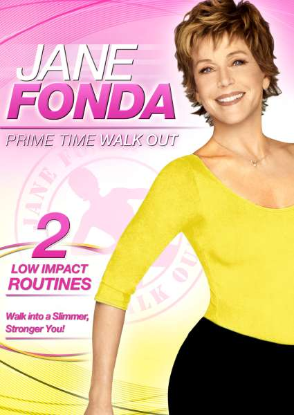 Jane Fonda: Prime Time Walk Out