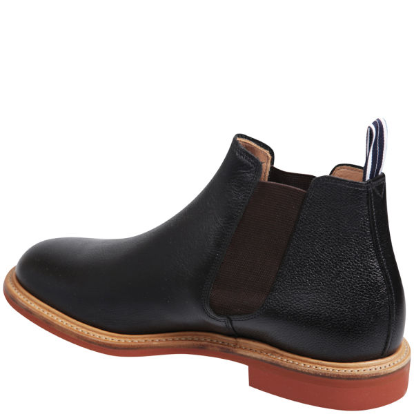 Oliver Spencer Men S Leather Made In England Chelsea