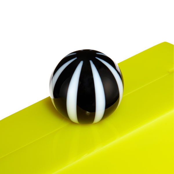 Lulu Guinness Chloe Perspex Humbug Clutch Bag Chartreuse Free Uk Delivery Over 163 50