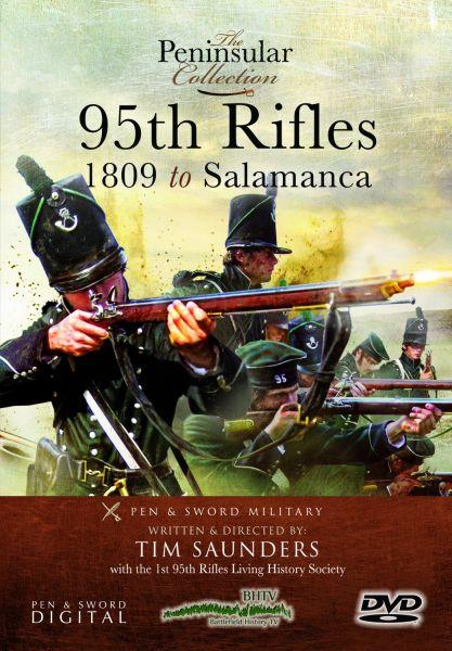 The Penninsular Collection: 95th Rifles - 1809 to Salamanca