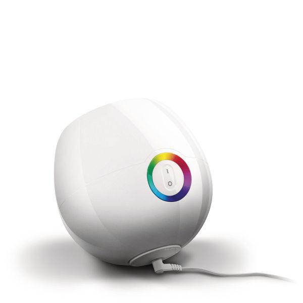 philips living colors mini colour changing mood light homeware zavvi. Black Bedroom Furniture Sets. Home Design Ideas