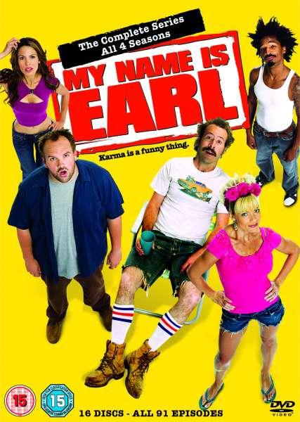 serie my name is earl