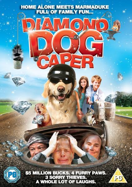 Diamond Dog Caper Dvd Zavvi