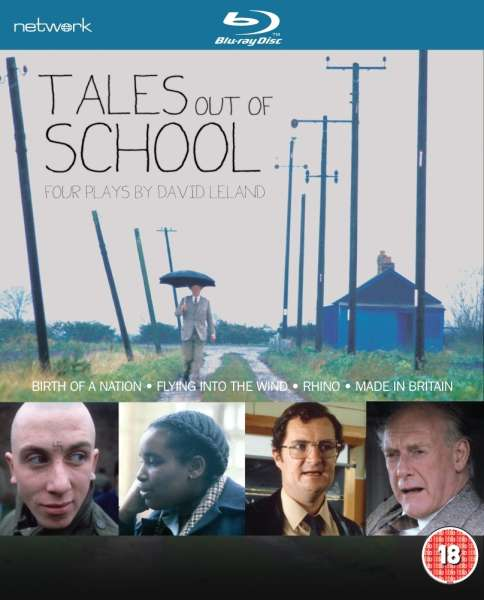 Tales Out of School: Four Plays by David Leland