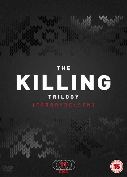 The Killing 1-3 Box Set (Includes Zavvi Exclusive Tote Bag)