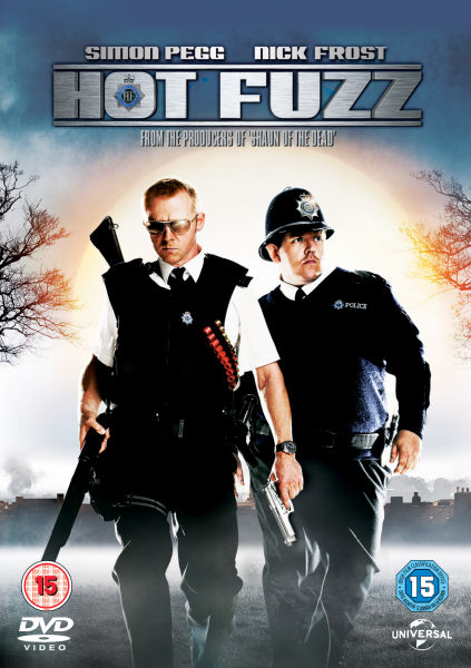 Hot Fuzz Limited Edition Dvd Zavvi