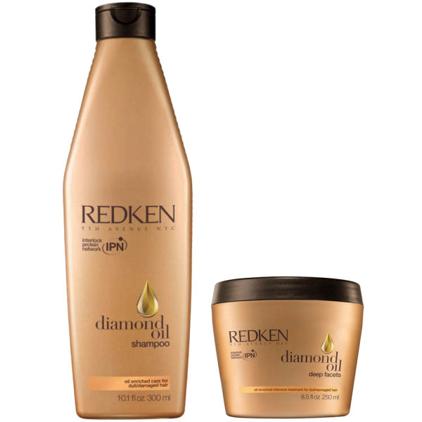 Redken Diamond Oil Pamper Pack