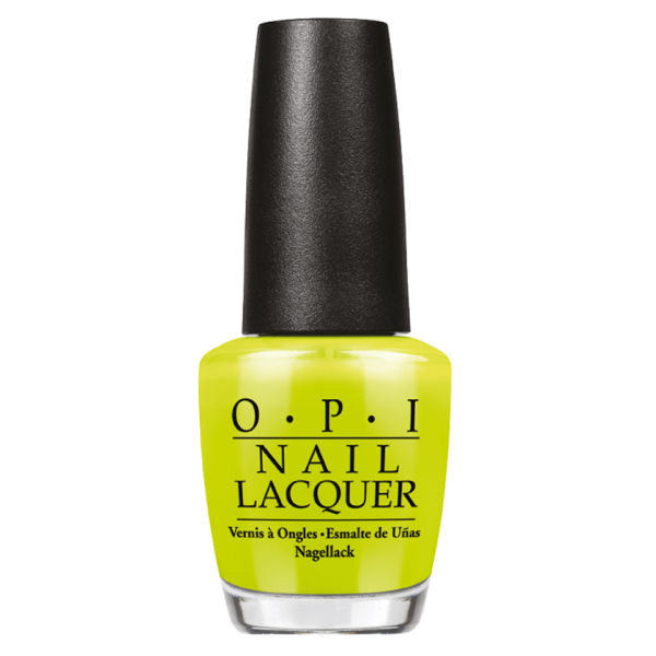OPI Neons Collections Lacquer - Life Gave Me Lemons
