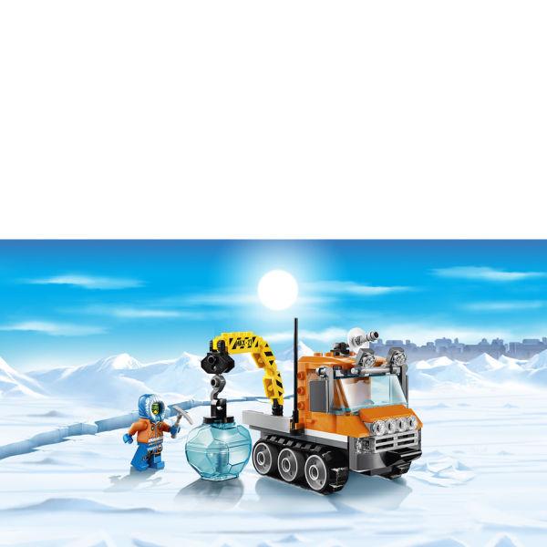 LEGO City: Arctic Ice Crawler (60033)   IWOOT