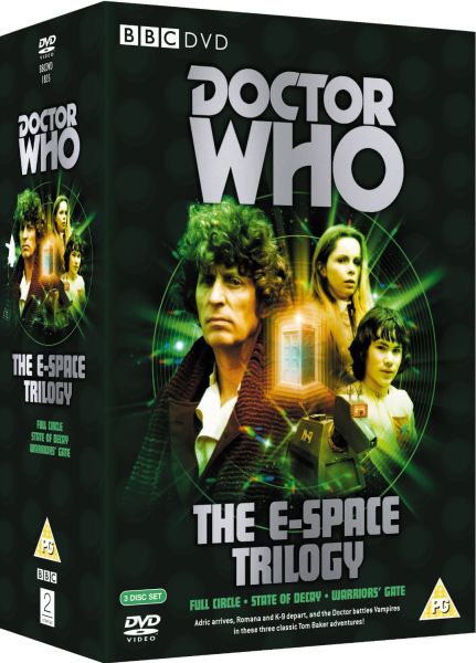 Doctor Who - E-Space Trilogie