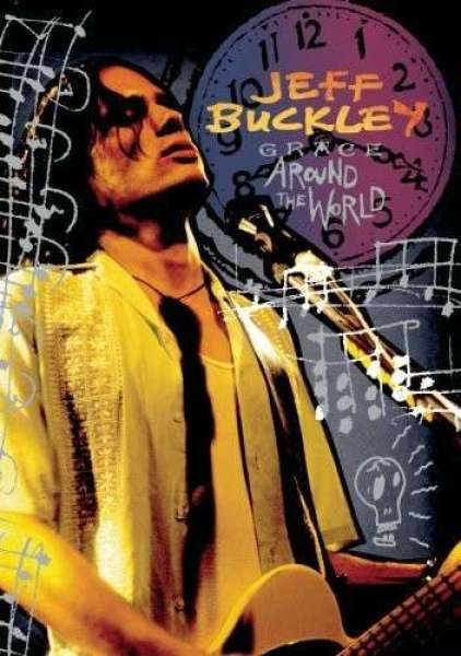 Jeff Buckley - Grace Around The World CD | Zavvi.com