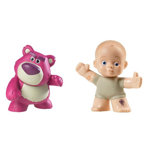 Toys For Big : Toy story buddy pack lotso and big baby toys zavvi