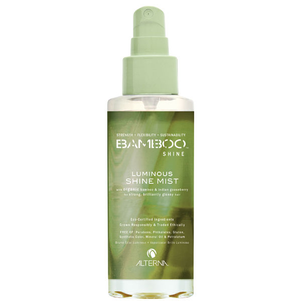 Alterna Bamboo Luminous Shine Mist 4 oz