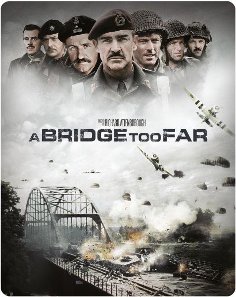 A Bridge Too Far Steelbook Edition Blu Ray Zavvi