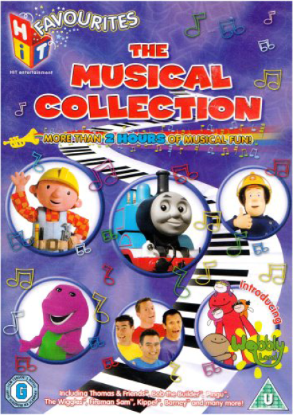 Hit S Favourites The Musical Collection Dvd Zavvi