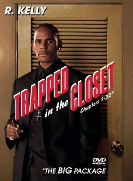 R. Kelly - R. Kelly - Trapped In The Closet CD   Zavvi.com