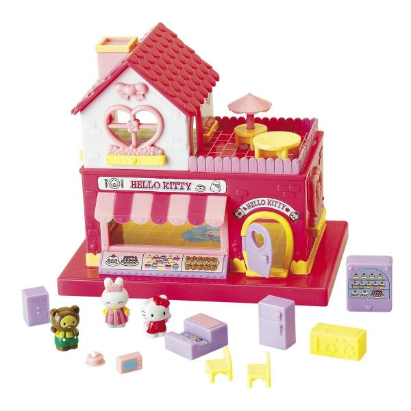 Hello Kitty Cool Cafe Toys Zavvi Com