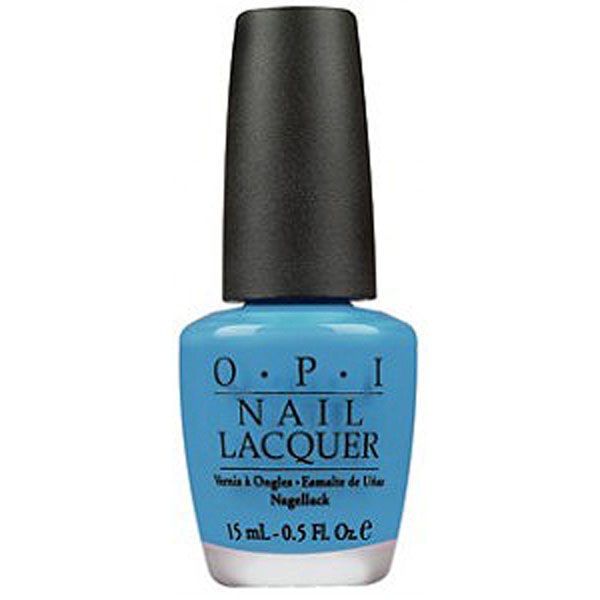 OPI Nail Varnish - No Room for the Blues (15ml)