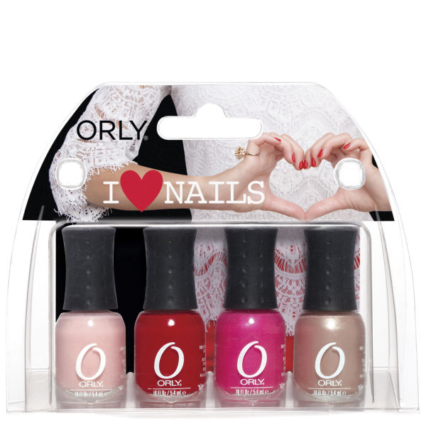 ORLY I Heart Nails Gift Pack (Limited Edition)