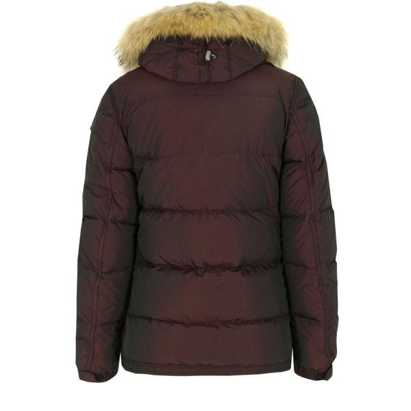 Parajumpers Women's New Alaska Coat - Burgundy: Image 3