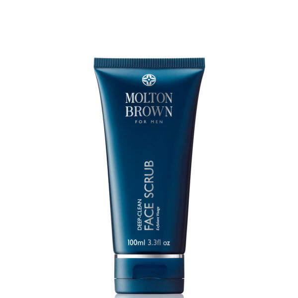 Molton Brown For Men Deep-Clean Face Scrub 100ml