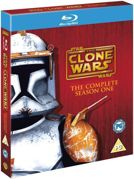 Star Wars - The Clone Wars - Saison 1
