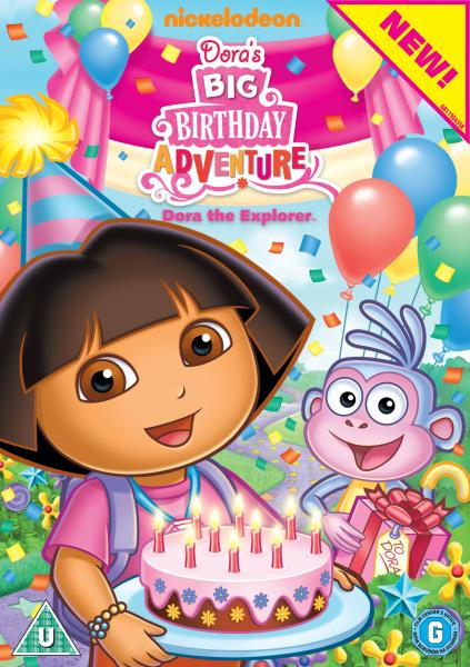 Dora The Explorer: Big Birthday Adventure
