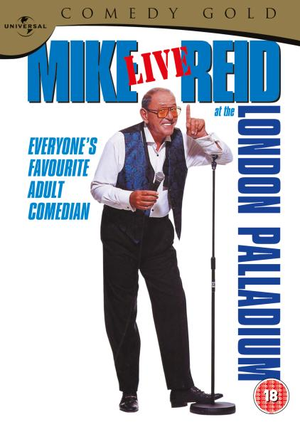 Mike Reid: Live At The Palladium - Comedy Gold 2010