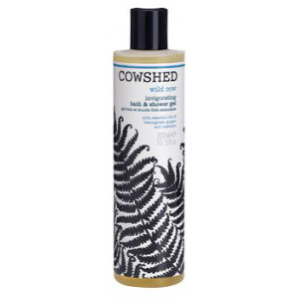 Cowshed Wild Cow - Invigorating Bath & Shower Gel (300 ml)