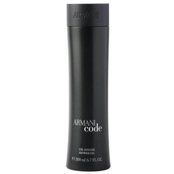 Shower gel Giorgio Armani Code Shower gel 200ml