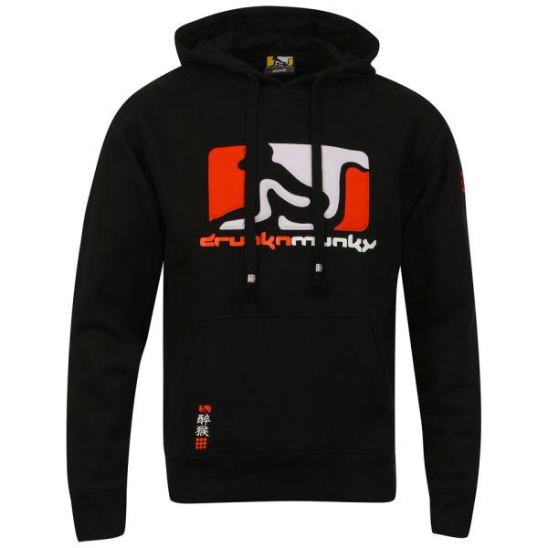Drunknmunky Men s Og Hooded Sweater - Black Mens Clothing  ac66044c007