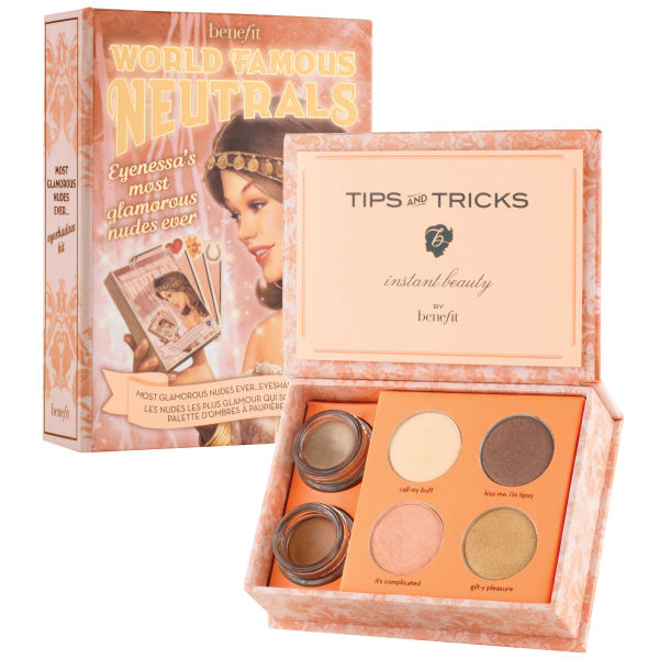 Benefit World Famous Neutrals Most Glamorous Nudes Ever