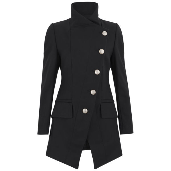 Vivienne Westwood Anglomania Women's State Coat - Black