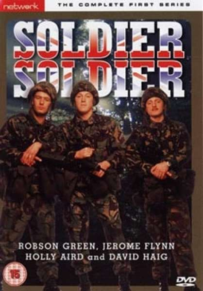 Soldier Soldier - Complete Series 1