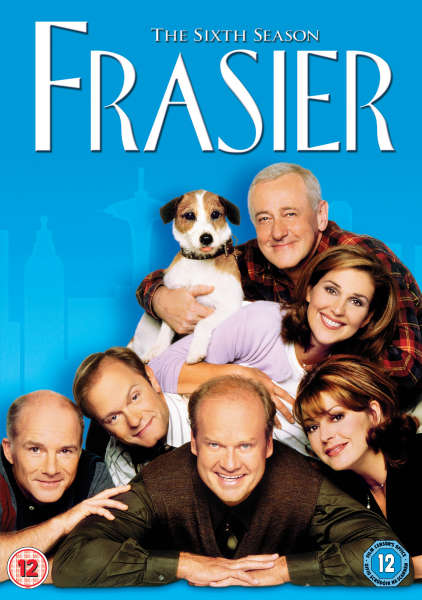 Frasier - Complete Season 6 [Repackaged]