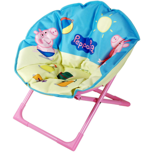 Superb Peppa Pig Oval Folding Chair Gmtry Best Dining Table And Chair Ideas Images Gmtryco